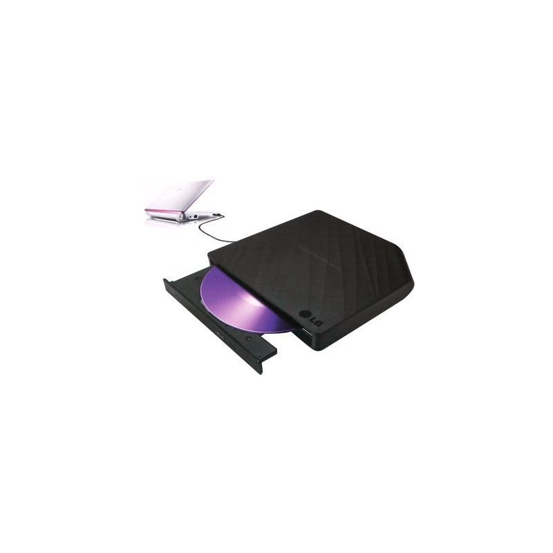 lecteur graveur dvd externe lg. Black Bedroom Furniture Sets. Home Design Ideas