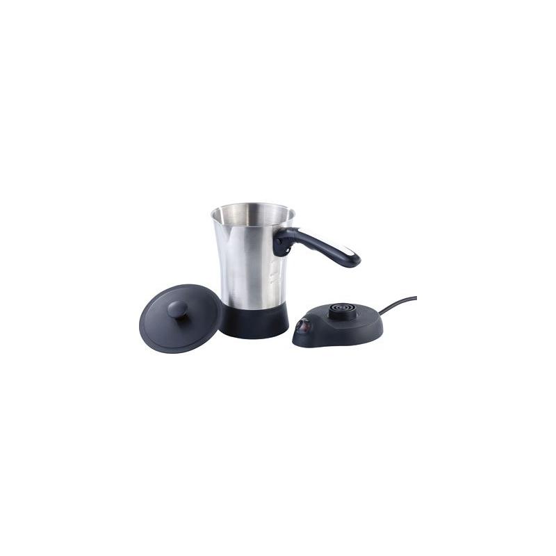 appareil pour faire de la mousse lait lectrique avec pichet amovible 300 ml. Black Bedroom Furniture Sets. Home Design Ideas