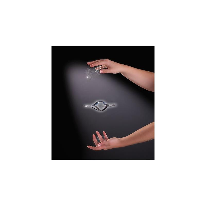 Soucoupe volante magique tour de magie - Tour de magie table volante ...