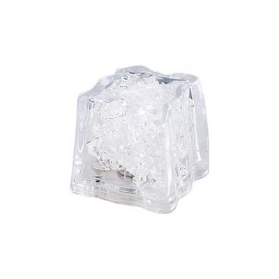 10 Glaçons factices à LED pour décoration de table