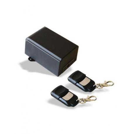 Kit 2 t l commandes et bo tier commande distance for Telecommande eclairage exterieur