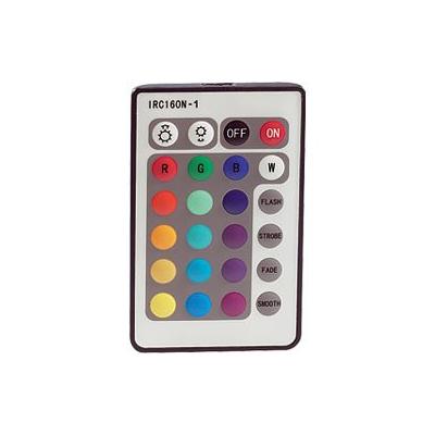 Télécommande pour ampoule à LED multicolore RVB