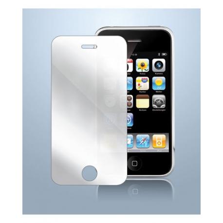 Film de protection avec effet miroir pour iphone 3g 3gs for Effet miroir photo iphone