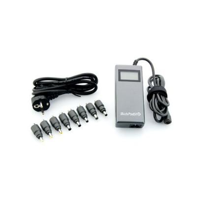 Chargeur universel 5 V - 24 V / Puissance : 120 W pour ordinateurs portables