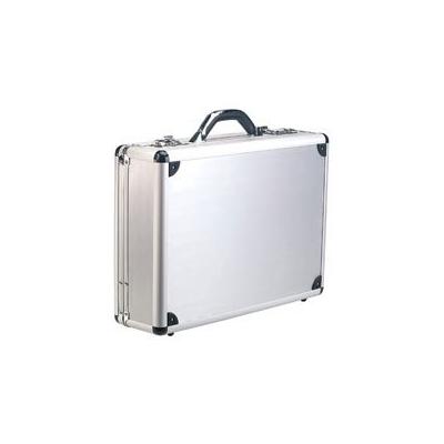 Valise pour ordinateurs portables en aluminium + 2 serrures