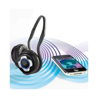 Casque stéréo Bluetooth pour Smartphones, lecteur Mp3 - 5 touches de contrôle