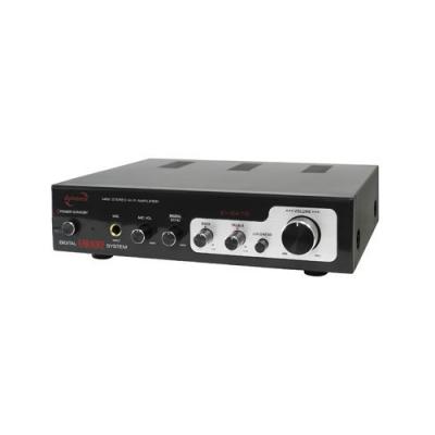 Amplificateur 2 x 20 W - Dynavox Noir
