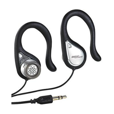 Écouteurs avec oreillette en silicone et anneau flexible