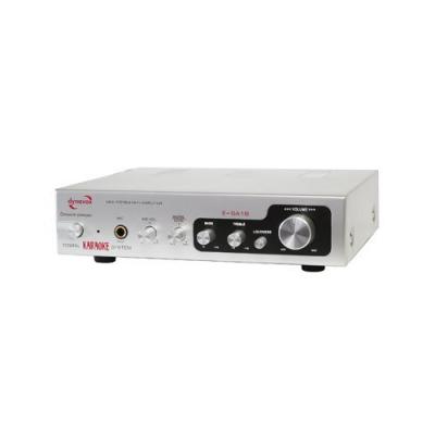 Amplificateur 2 x 20 W - Dynavox Argent