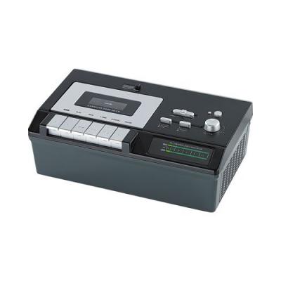 Lecteur audio numériseur cassette vers USB Format MP3 + logiciel de montage