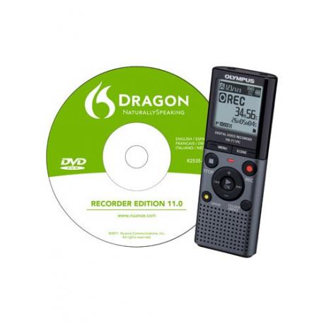 logiciel dictaphone olympus