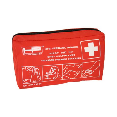 Trousse d'accessoires de secours - En cas d'accident