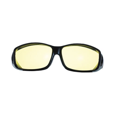 lunette conduite de nuit norauto sunglasses night vision glasses driving yellow lens classic. Black Bedroom Furniture Sets. Home Design Ideas