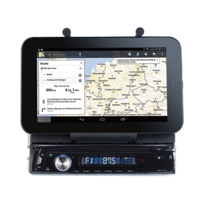 Autoradio 4 x 40 W multifonction Bluetooth - Connectique SD / USB