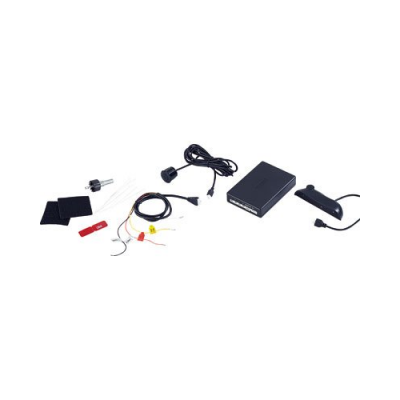 kit complet radar de recul avec 6 capteurs sans fil. Black Bedroom Furniture Sets. Home Design Ideas