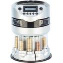 Trieuse et calculatrice automatique de pièces centimes et euros