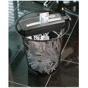 Destructeur de documents à adapter sur sa corbeille de bureau
