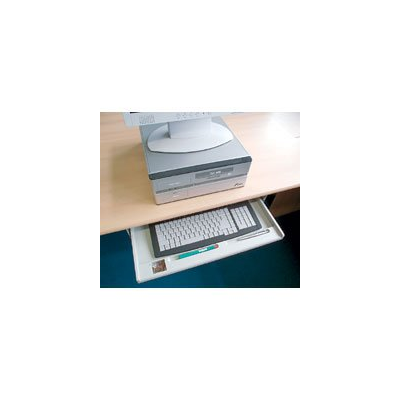 Tiroir coulissant à fixer sous un bureau