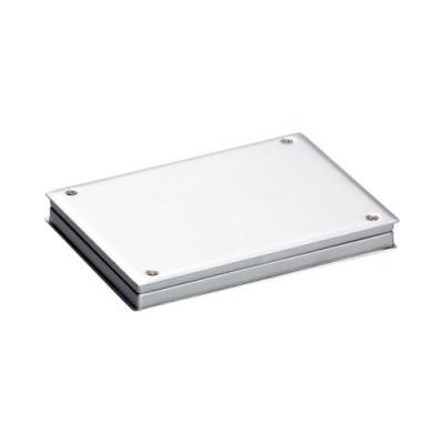 Étui pour cartes de visite avec calculatrice de poche intégrée
