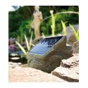 Fontaine de bassin - Fonctionne à l'énergie solaire - Jets d'eau variés
