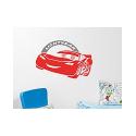 Décoration pour chambre enfant cars sticker 3D