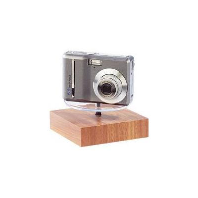 Socle vitrine présentoir rotatif pour présenter les objets