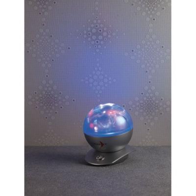 Lampe Boule effet aurores boréales