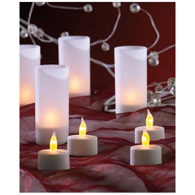 12 Bougies à LED romantique