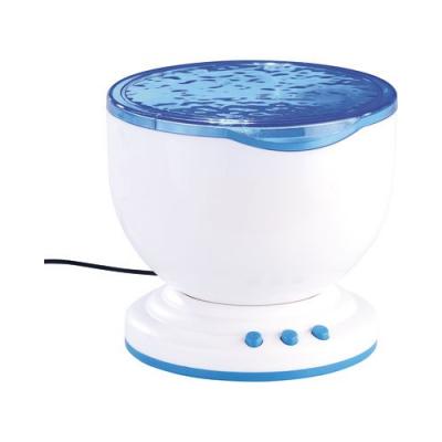 Projecteur - haut-parleur ambiance aquatique