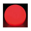 Boule Lumineuse 16 couleurs fixes à télécommande