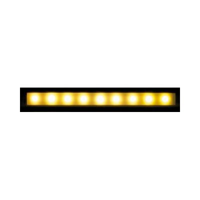 Bâton de lumière à LED avec détecteur de mouvement - Blanc chaud