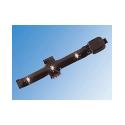 Croix pour barres de 3 diodes LED blanches