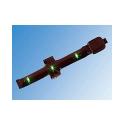 Croix pour barres de 3 diodes LED vertes