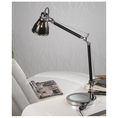 Lampe de bureau design et articulé à LED ultra lumineuses - éclairage Blanc chaud