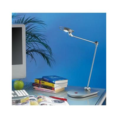 Lampe de bureau à LED ultra lumineuses à économie d'énergie avec axe et tête pivotante