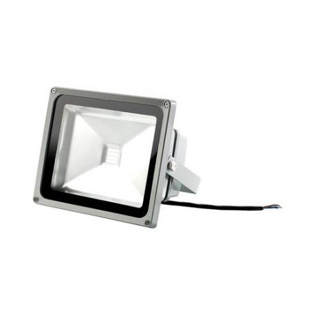 projecteur d 39 ext rieur led ultra puissante t l commande 50 w multicolore. Black Bedroom Furniture Sets. Home Design Ideas