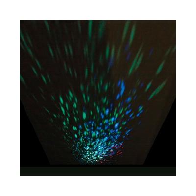 Projecteur à LED ciel étoilé - Alimentation par secteur ou piles