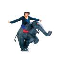 Costume gonflable d'éléphant - Taille universelle