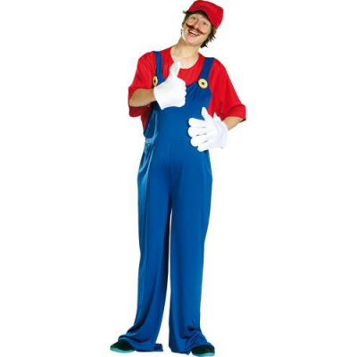 Costume Super Mario non officiel pour enfants