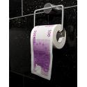 Papier toilette avec Billets de 500€ imprimé