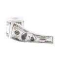 Papier toilette avec Billets de 100$ imprimé
