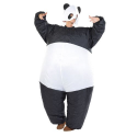 Costume gonflable de Panda - Taille universelle