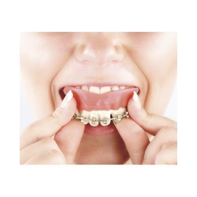 Fausses dents adultes et enfants appareil dentaire