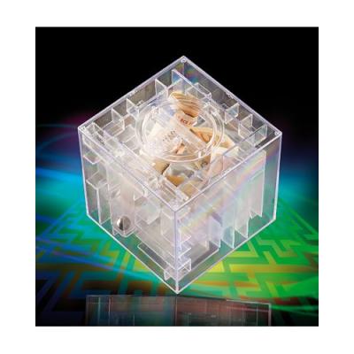 Tirelire Labyrinthe 3D casse-têtes