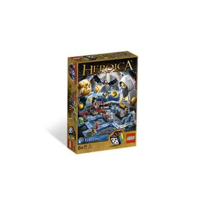 Heroica - plateau Ilrion - Jeu de construction 231 pièces - Lego 3874