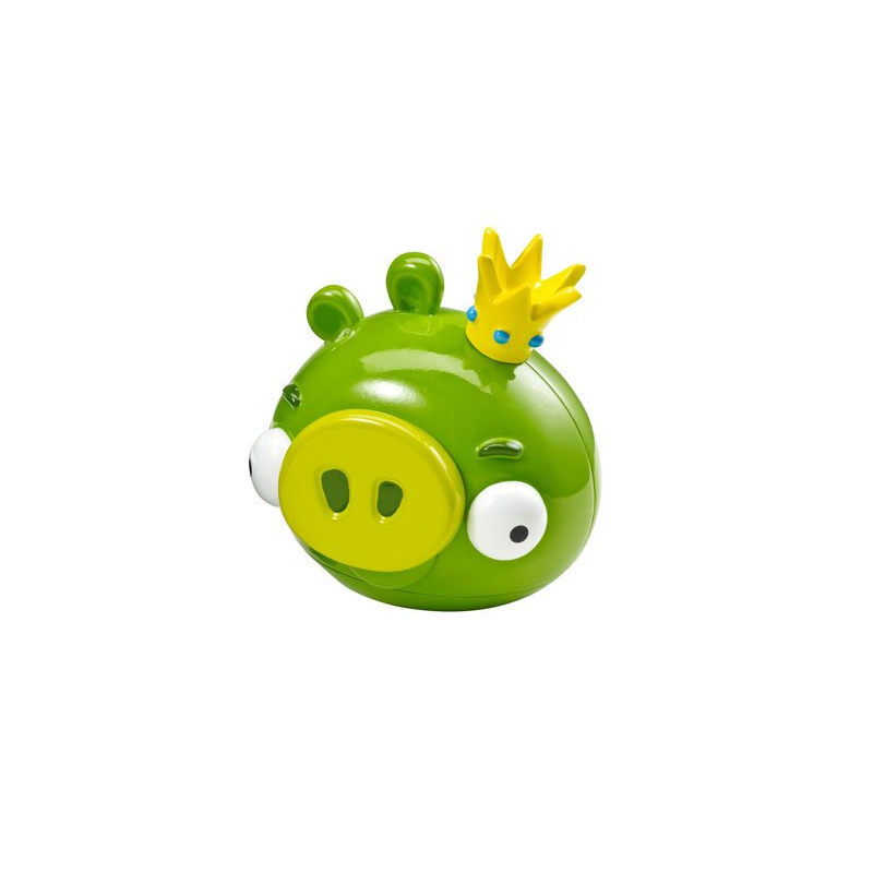 Figurine du roi cochon pour de nouveaux d fis dans angry - Cochon angry bird ...