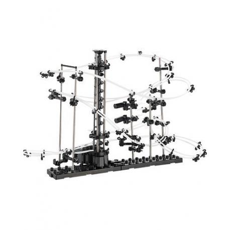 Circuit à Billes avec  ascenseur motorisé pour faire un mouvement perpétuel - 193 Pièces