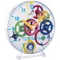 Horloge en kit à monter soi-même facile - Jouet enfant à partir de 3 ans