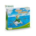 Construisez votre bateau solaire - Marque Oregon