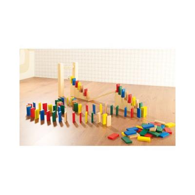 Pack dominos multicolore - 263 pièces